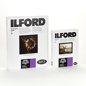 ILFORD CR papíry (směs papíru a bavlny)